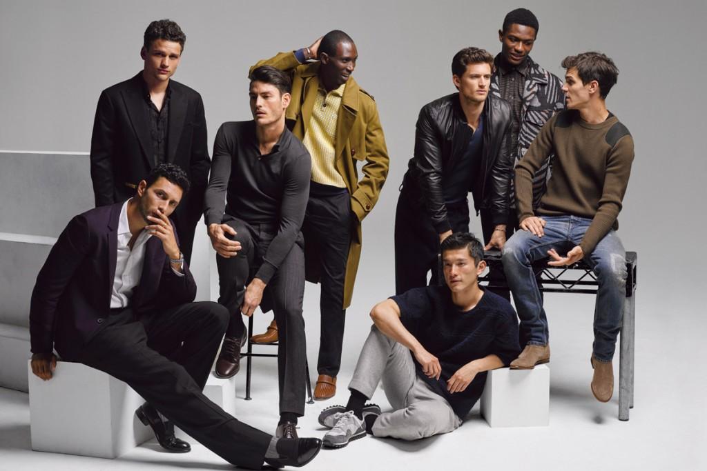 modelos masculinos