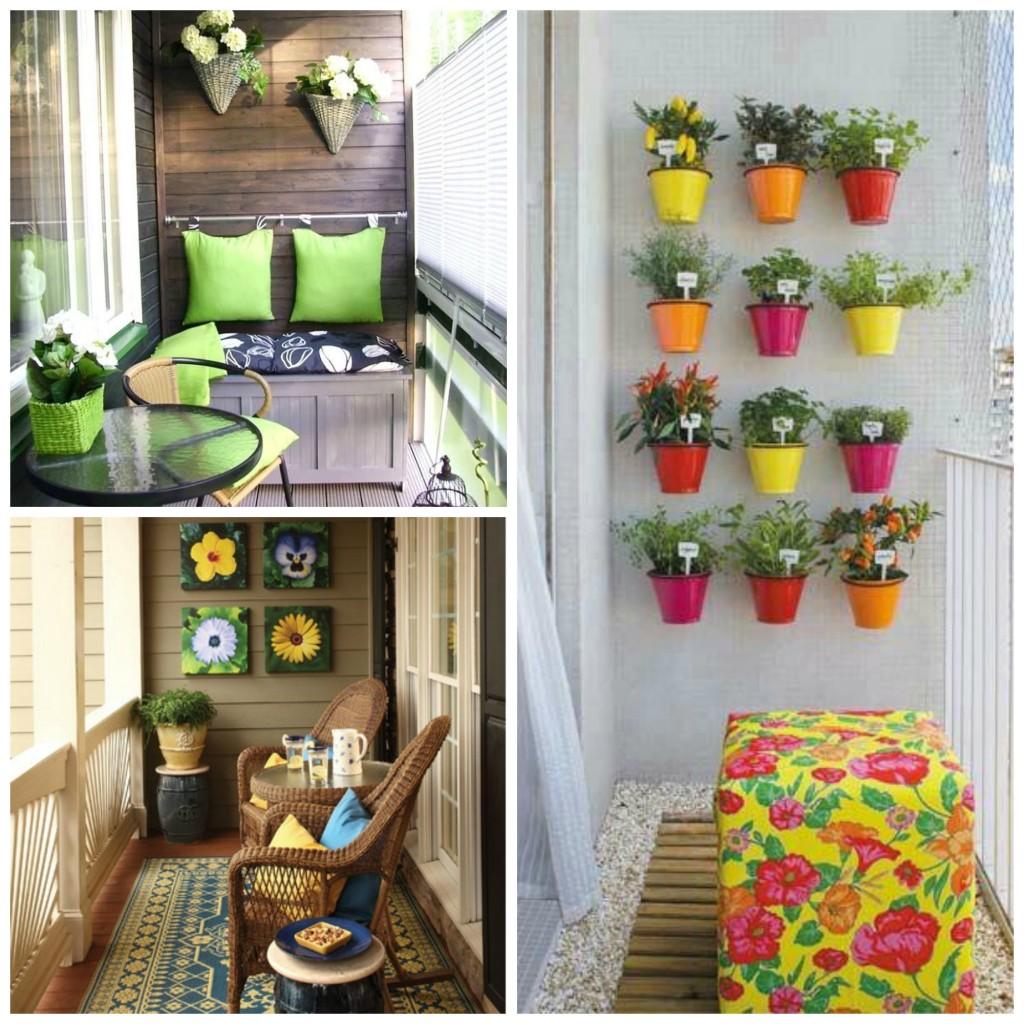 Ideas para decorar terrazas peque as fmdos - Decoracion terrazas pequenas ...