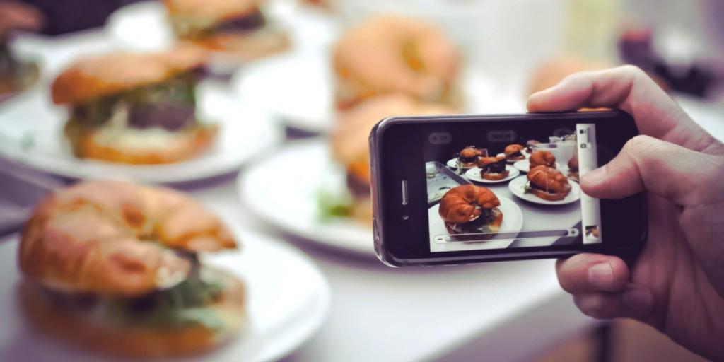Fotografiar la comida la hace más rica? — FMDOS