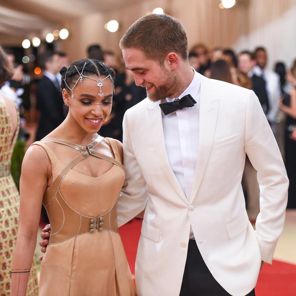 Robert Pattinson y novia 3
