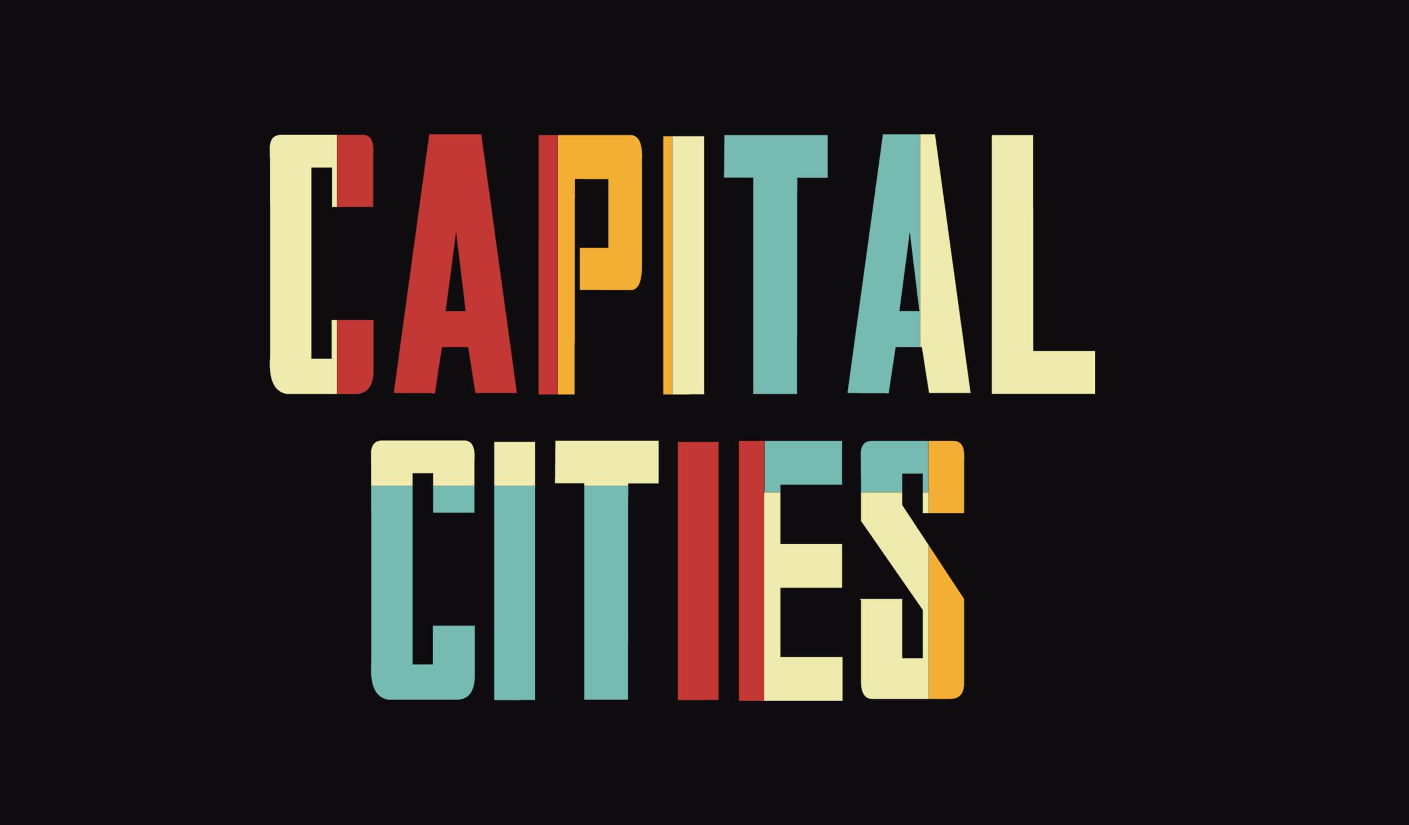 Capital Cities llega con su energía a Santiago y