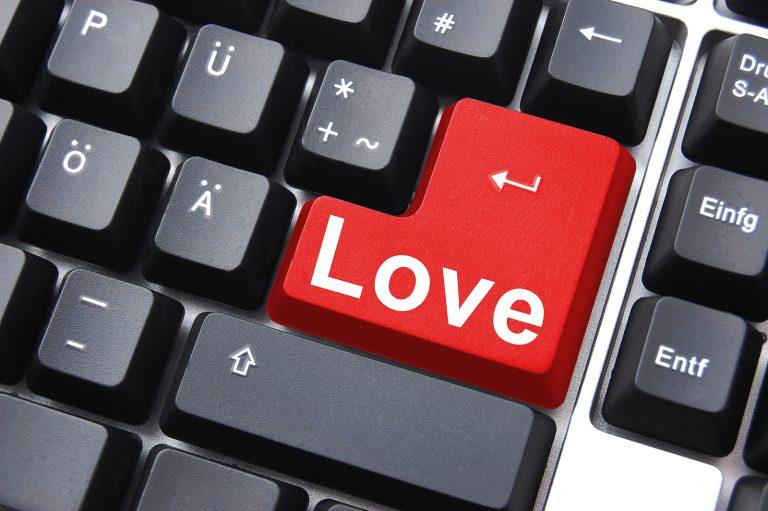 amor en línea