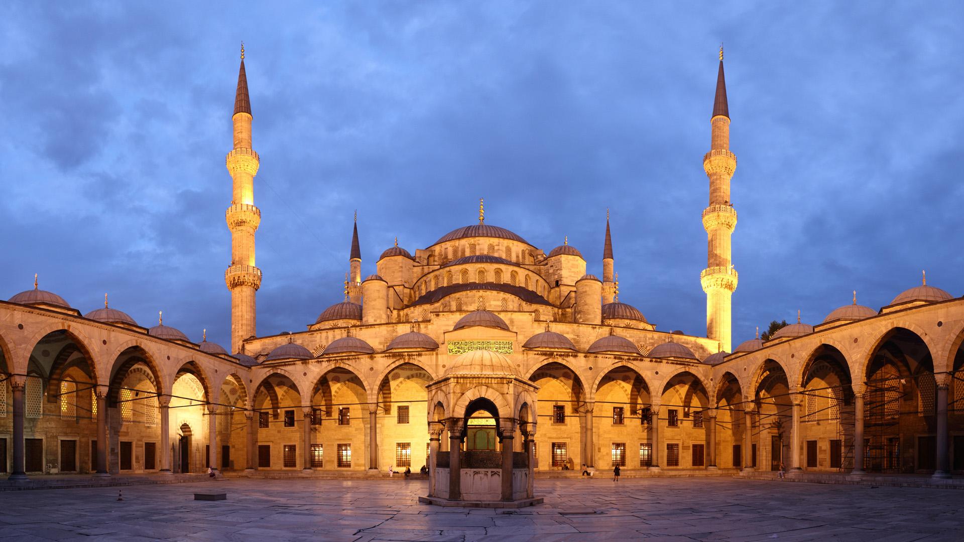 mezquitaazul
