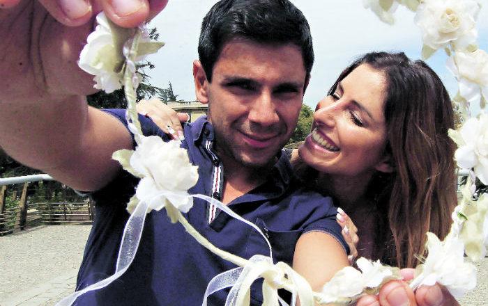 Matrimonio Queralto : Así ha sido la paradisíaca luna de miel juan pablo