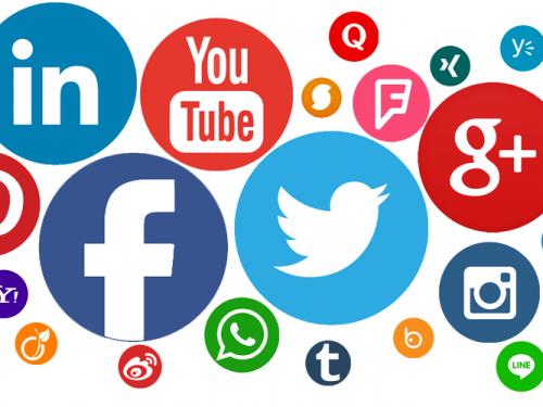 Las distintas redes sociales
