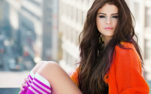 Selena Gomez bailó reggaeton