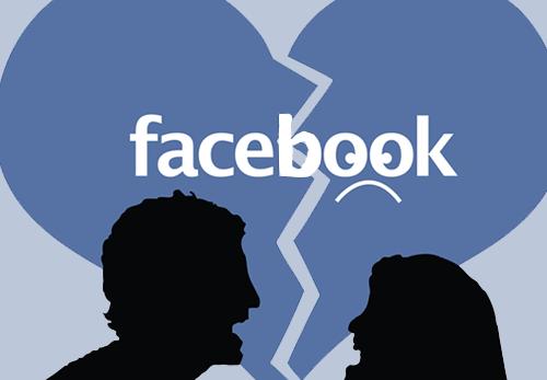 Facebook separación