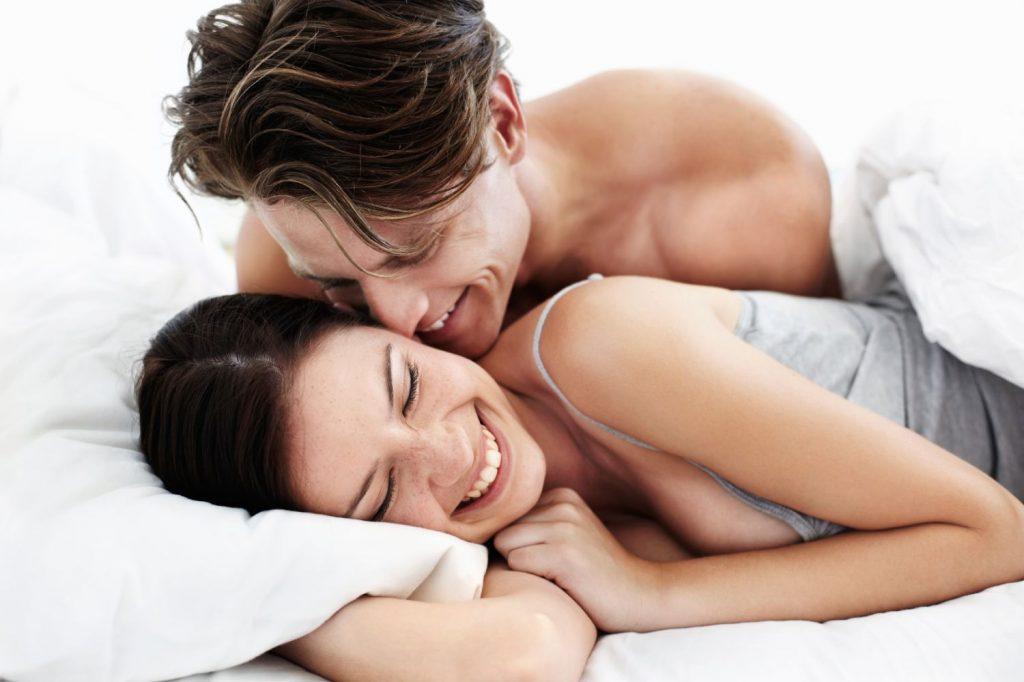 Relación sexual pareja