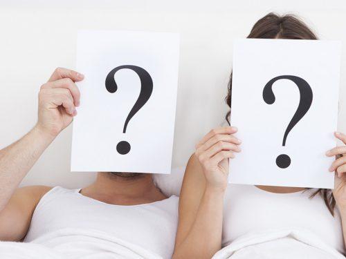 Sexualidad preguntas y dudas