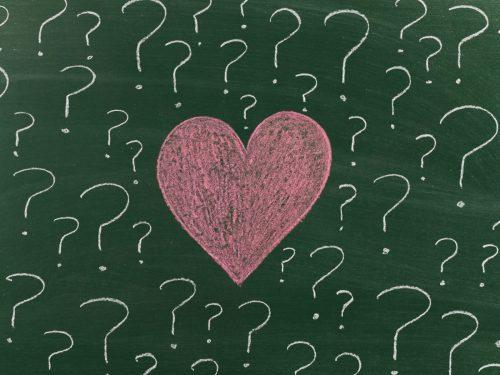 Corazón preguntas
