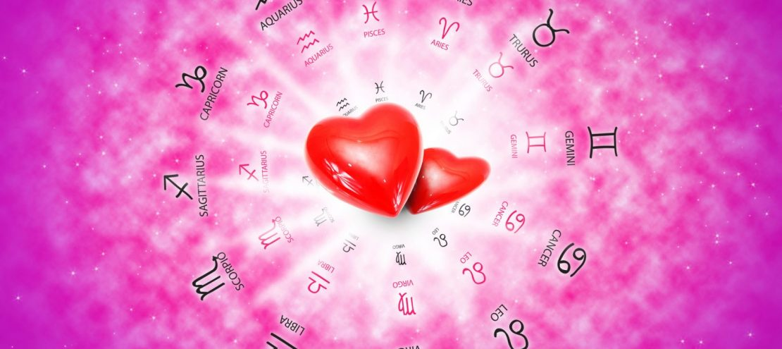 horóscopo zodiacal el amor y el romanticismo se toman las