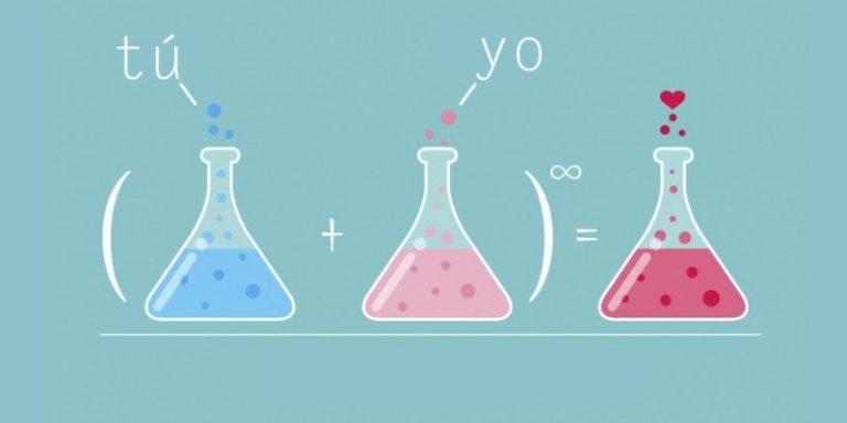 química entre parejas
