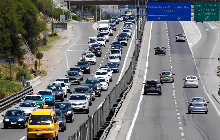 Conoce el plan de contingencia para el regreso de vehículos a Santiago