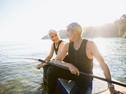 Adultos mayores en Chile: Las tendencias para vivir más felices