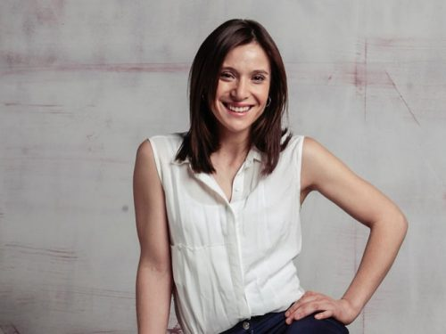 Daniela Ramírez