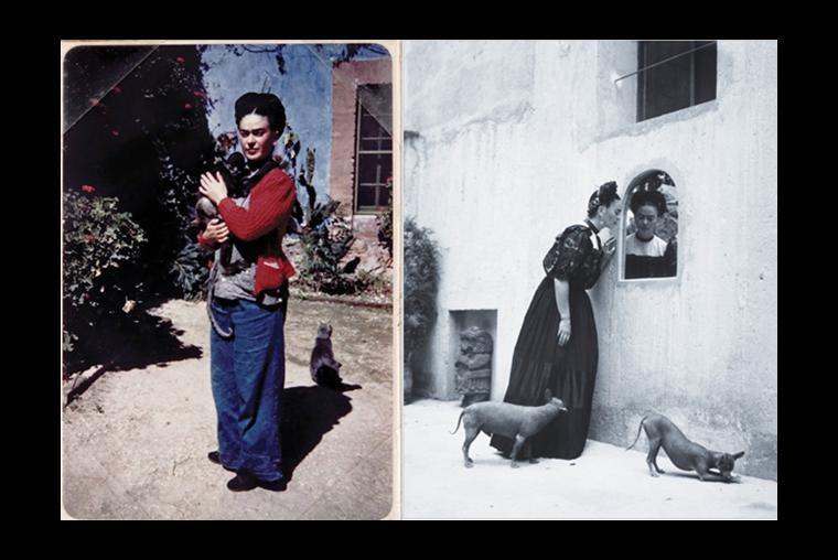 Viva Ford El Paso >> #MujeresQueInspiran: la artista mexicana Frida Kahlo