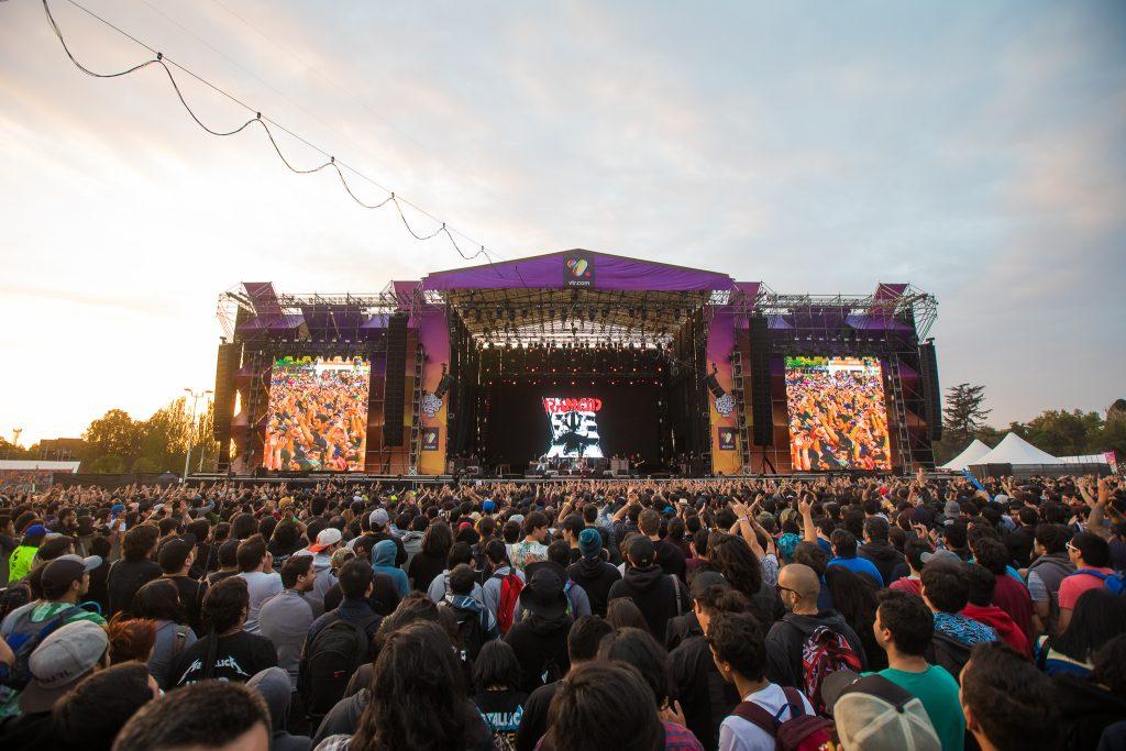 bcdeb7594a4a Lollapalooza Chile confirma su versión 2018 y se extiende a tres días