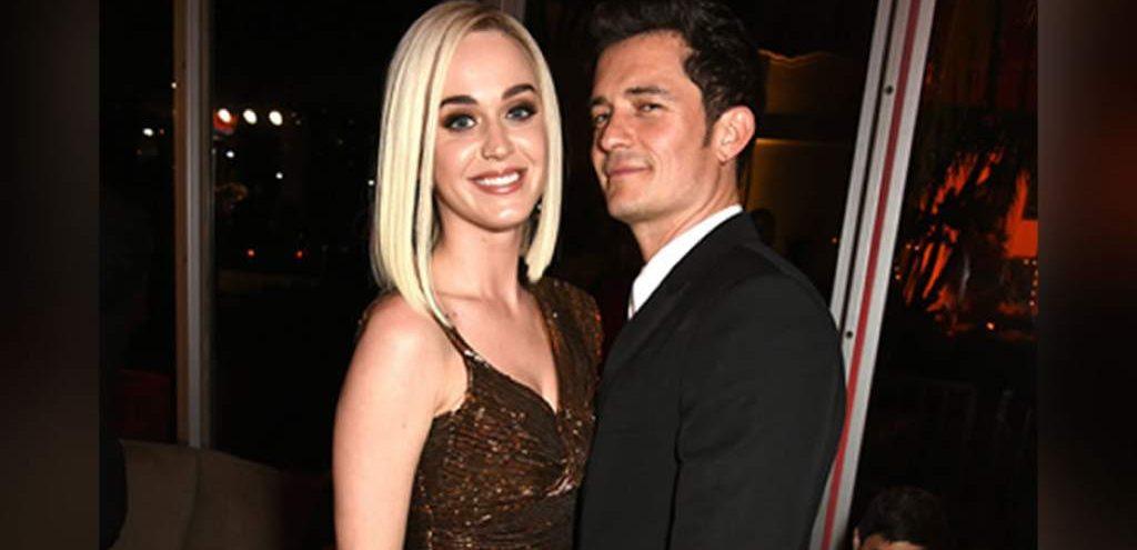 ¿Ed Sheeran los reconcilió? Pillan muy cariñosos a Katy Perry con Orlando Bloom en un concierto