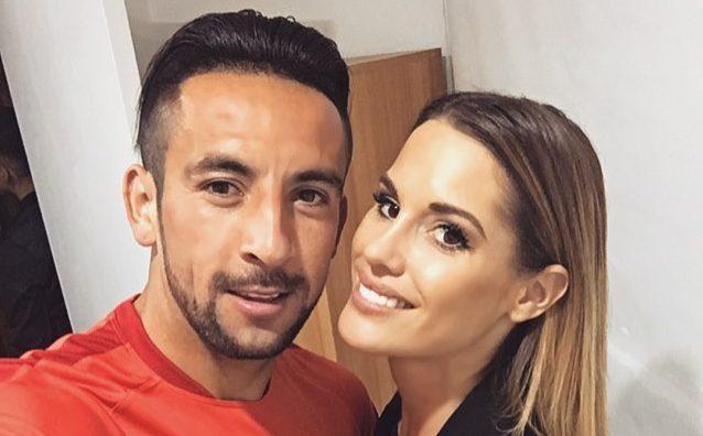 Gala Caldirola mostró su pancita de tres meses de embarazo