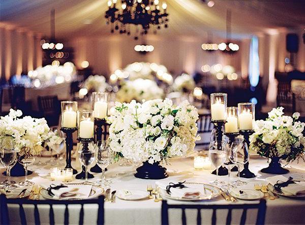 Cómo elegir los colores para la decoración de un matrimonio?