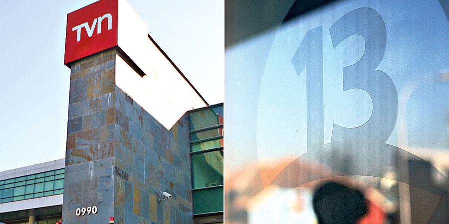 Qué pasa con TVN y Canal 13? ¡Acá te contamos los cambios en estos canales  de televisión!