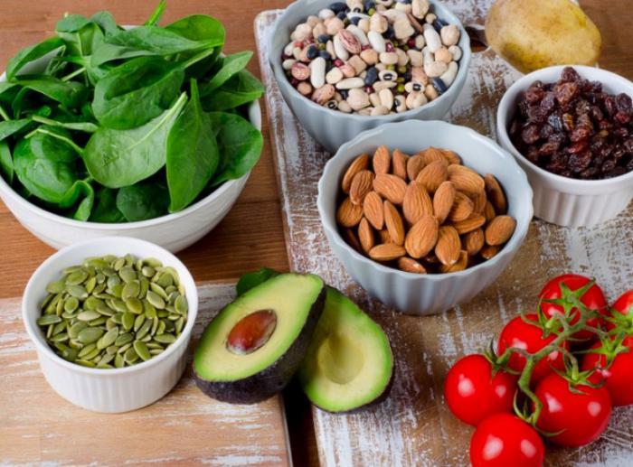 Estos son los 5 alimentos más sanos del mundo