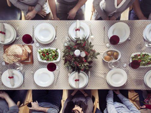 Cena navideña