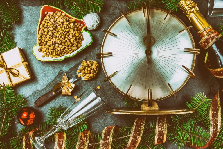 Rituales Año nuevo