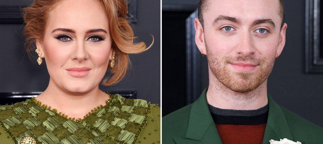 Adele y Sam Smith