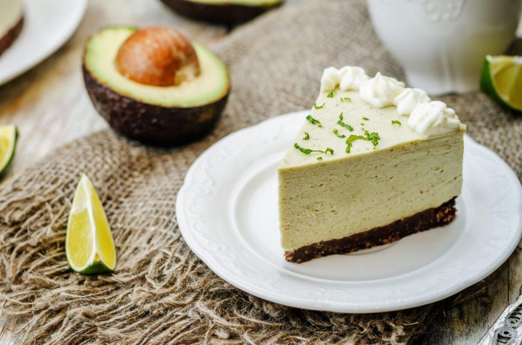Cheesecake de palta