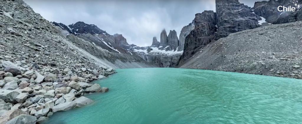 Nueva App Muestra Los Mejores Paisajes De Chile En 360