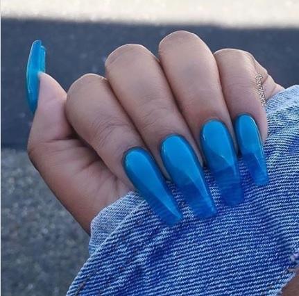 Uñas Gelatina Así Es La Nueva Tendencia En Manicure