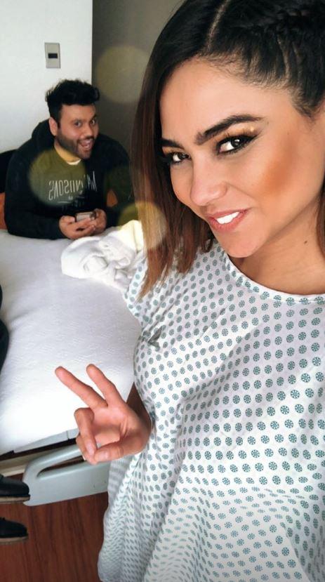 Camila recabarren antes y despues de adelgazar