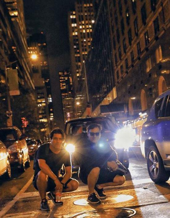 Fondas chilenas en nueva york