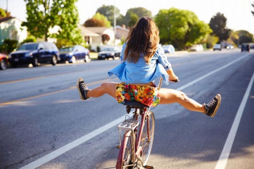 uso bicicleta