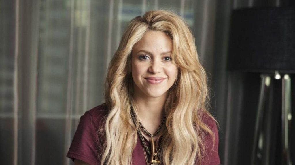 Mira el inédito video de Shakira antes de ser famosa — FMDOS