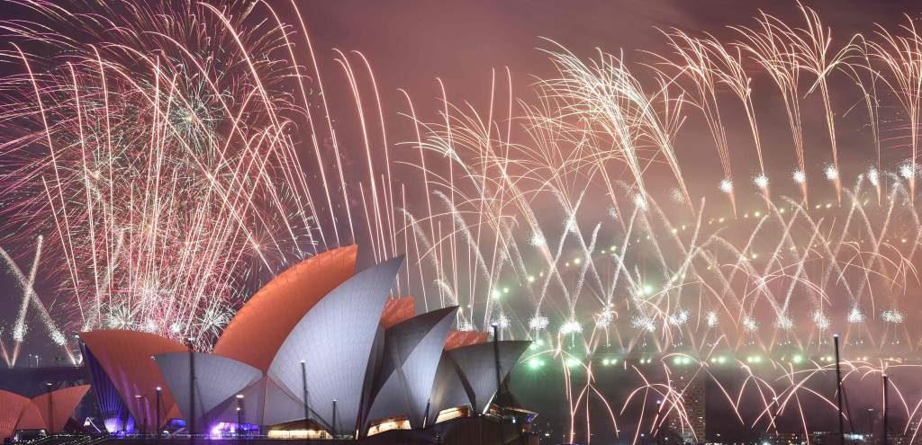 Revisa Los Fuegos Artificiales Del 2019 En Australia Y Nueva Zelanda