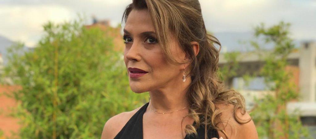 Carolina Arregui es criticada en redes sociales por 'no asumir su edad'
