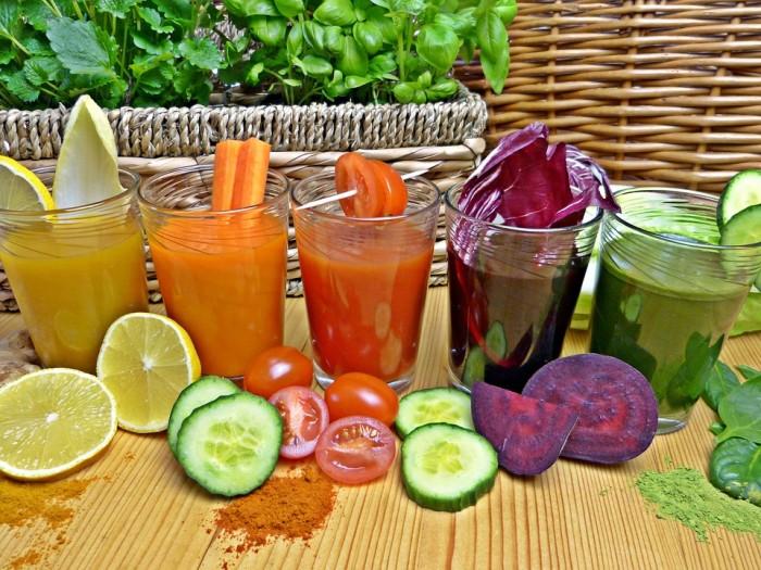 6 sencillos batidos para desintoxicar tu cuerpo