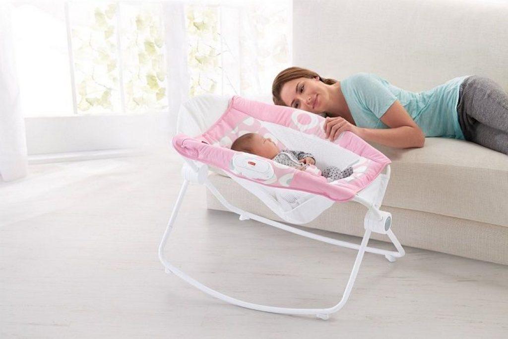 c39442305 Fisher-Price pide a usuarios devolver cuna tras la muerte de 32 bebés