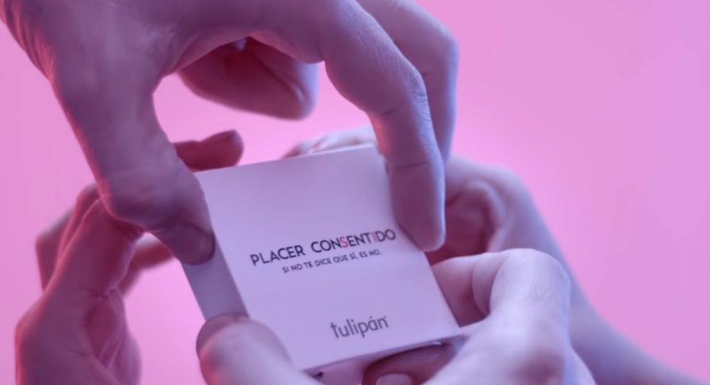Lanzan preservativo que sólo pueden ser utilizados para sexo consentido