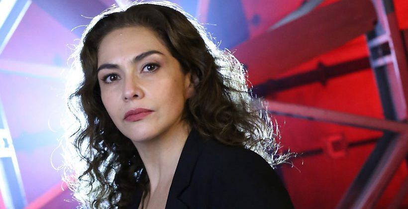 Isidora Urrejola Se Atrevió Con Sesión De Cuerpos Pintados A Sus
