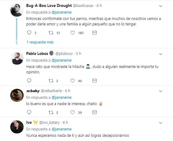 José Antonio Neme desata polémica en Twitter por este comentario