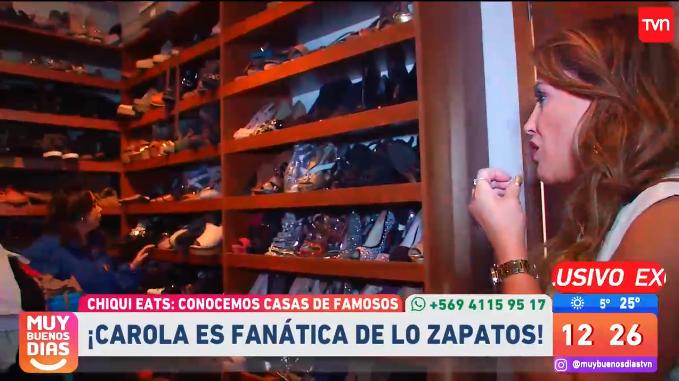 Carolina Arregui y Chiqui Aguayo muestran el talento oculto de Mayte Rodríguez