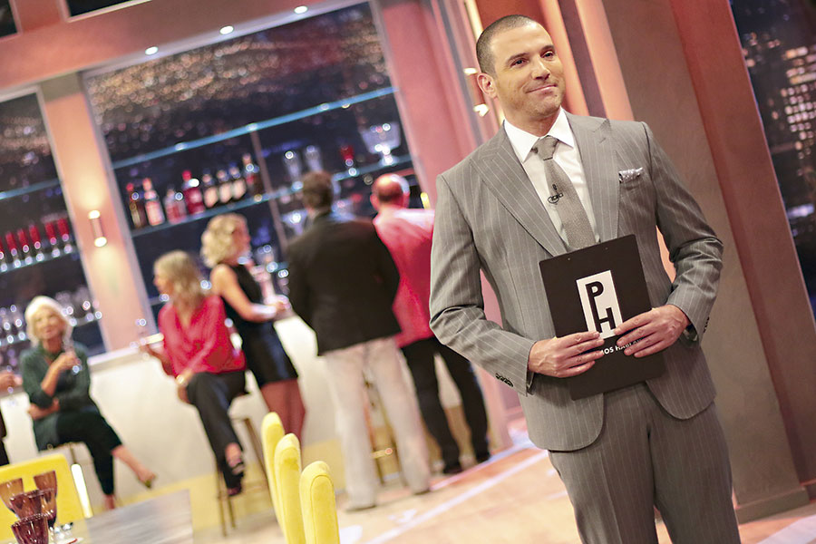 Vesta Lugg confesó haber salido con actor de Hollywood