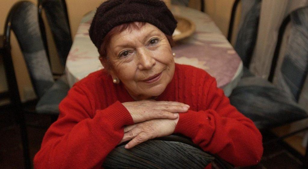 Abuelita De Tunick Cristina Fuentes Falleció A Los 89 Años