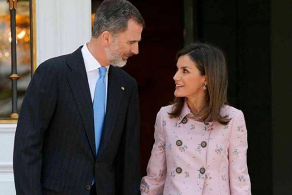 Vídeo: El rey Felipe de España protagoniza discusión con la reina Letizia