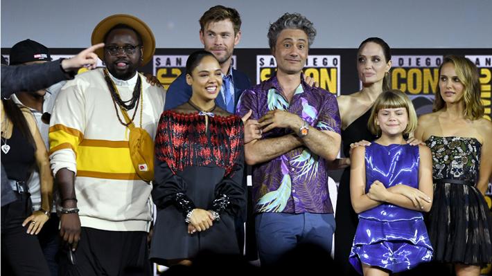 Las películas y actores que tendrá la cuarta fase del Universo Marvel