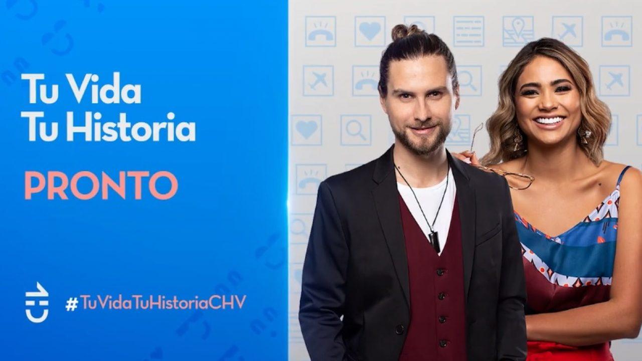 Camila Recabarren y Jean-Philippe Cretton se tomarán las tardes de CHV
