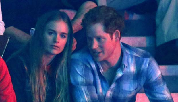 Harry y Cressida